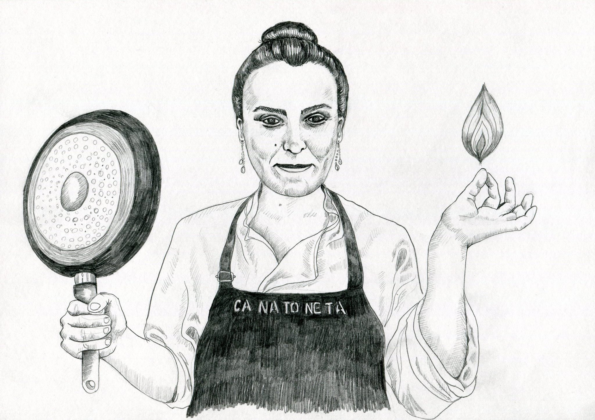 NATALIA EMILOVA SEGUNDO CHEF