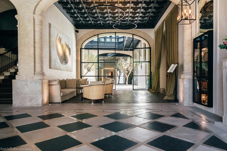 Sant Francesc Hotel Singular (Plaza San Francesc, 5. Palma. Mallorca),