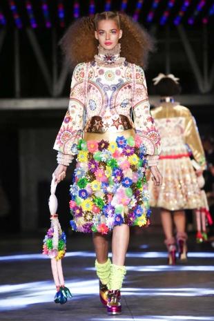 Manish Arora Fashion Show, Ready to Wear Collection Spring Summer 2016 in Paris