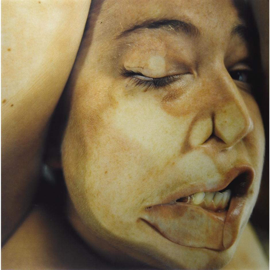 Resultat d'imatges de jenny saville cirugía