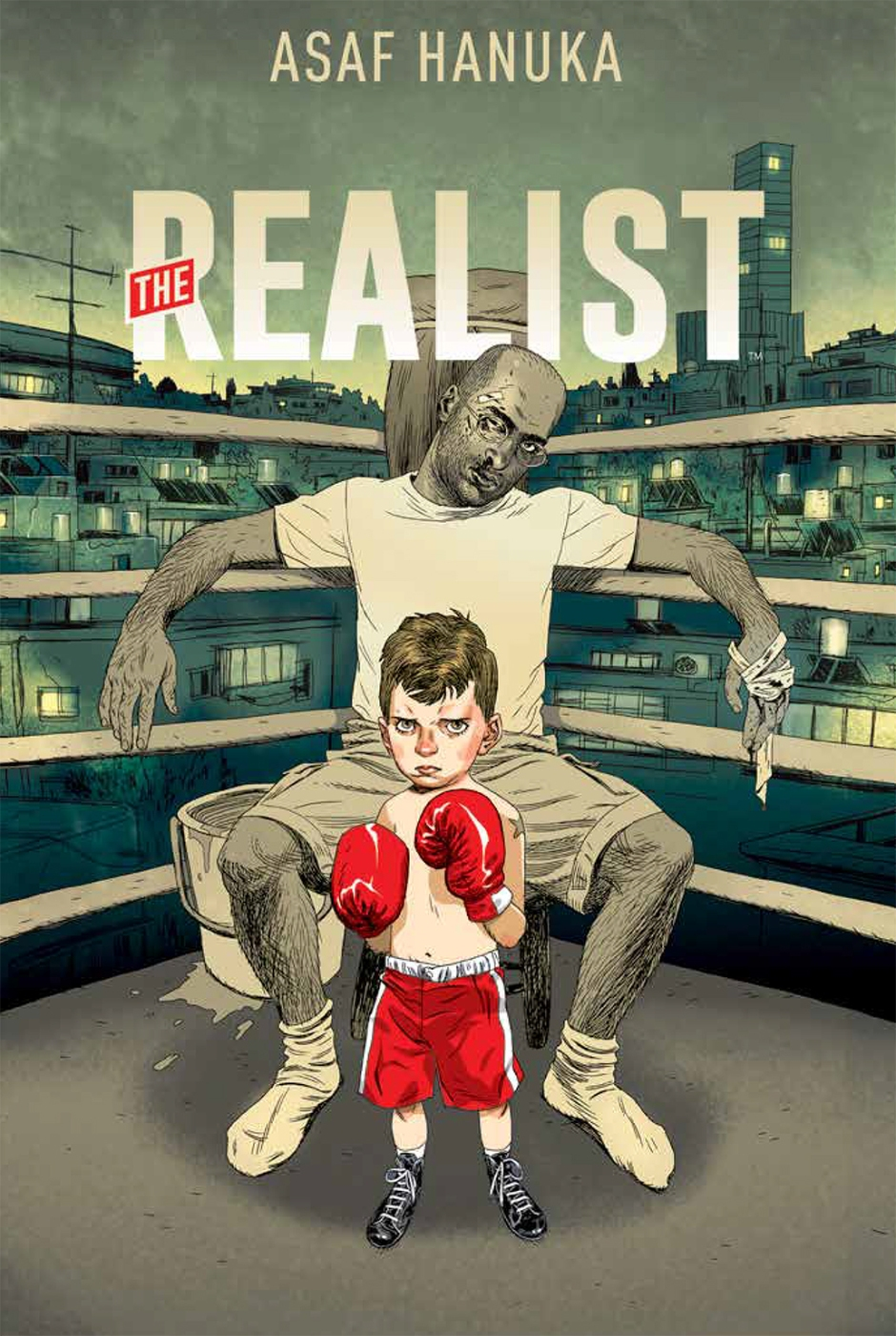 TheRealist_PRESS-Cover
