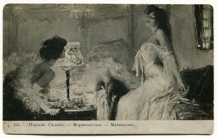 matignonmorphine1905