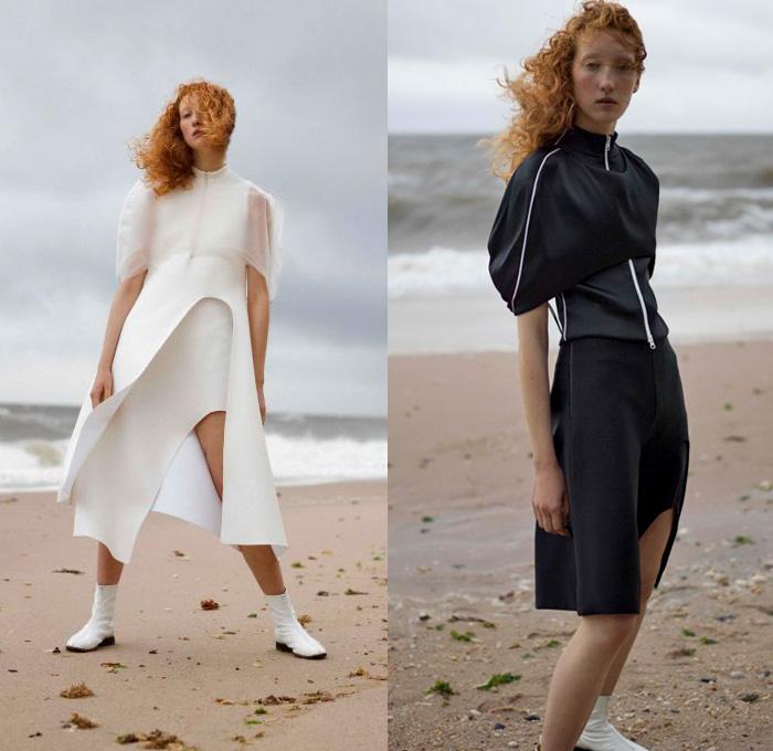 andrea-jiapei-li-new-york-fashion-2017-spring-summer-womens-geometric-leaflet-coat-wide-leg-asymmetrical-denim-jeans-observer-03x