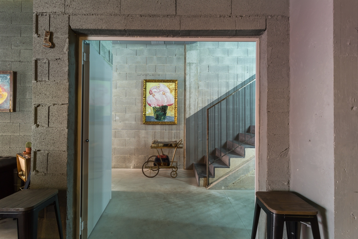 Exposición del artista gallego Carlos Penas en hotel Brick