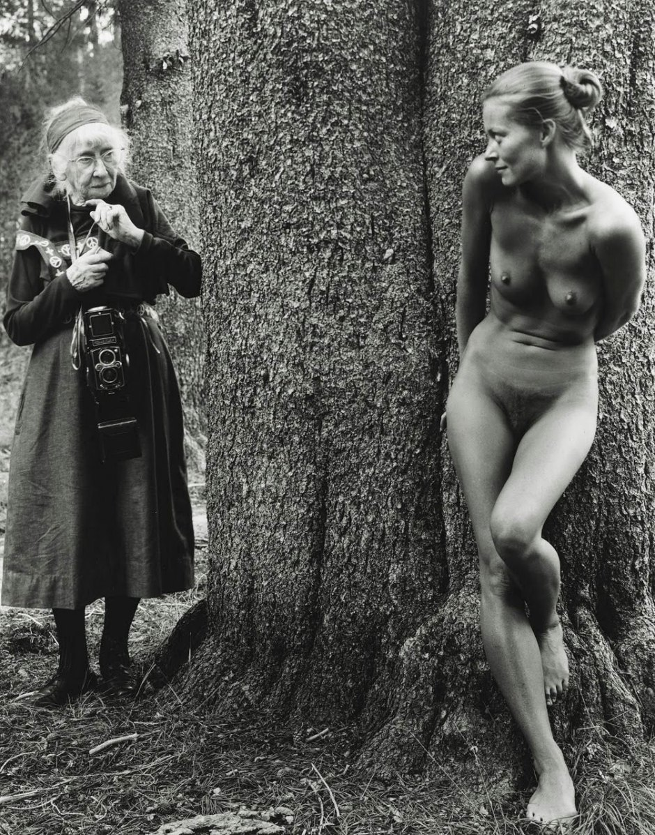 imogen-cunningham-and-twinka-thiebaud-by-judy-dater-1974-web