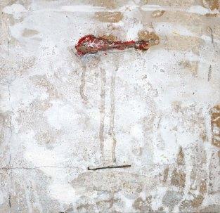 11. ''Фосил I''. 2009г. 25 х 25 см.