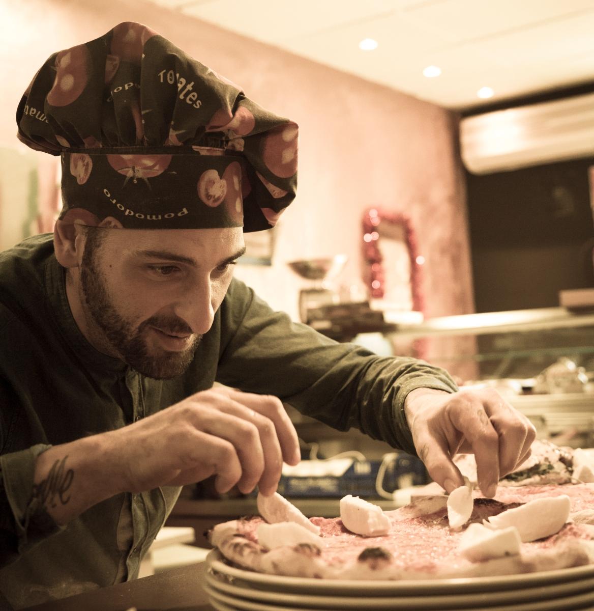 Las 2 Sicilias |  La pizza puede ser alta cocina como  cualquier otro plato