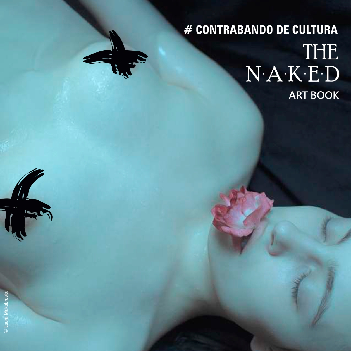 The Naked Art Book | Contrabando de cultura