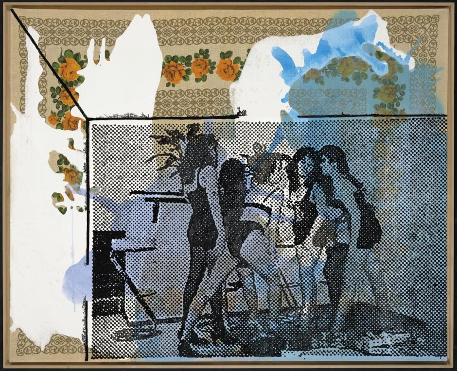 Sigmar-Polke-Frauen-1999-Bikini
