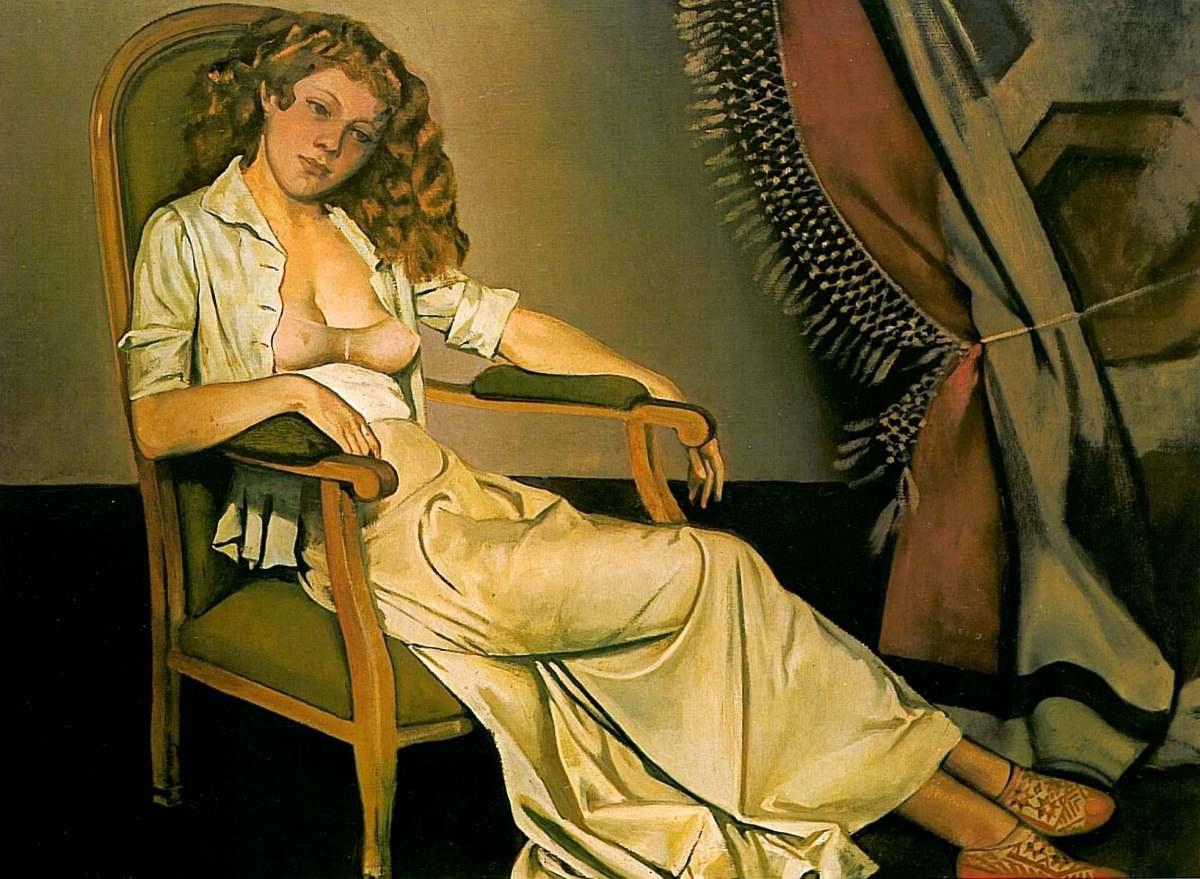 Balthus: un pintor demasiado sexual para los visitantes de museos