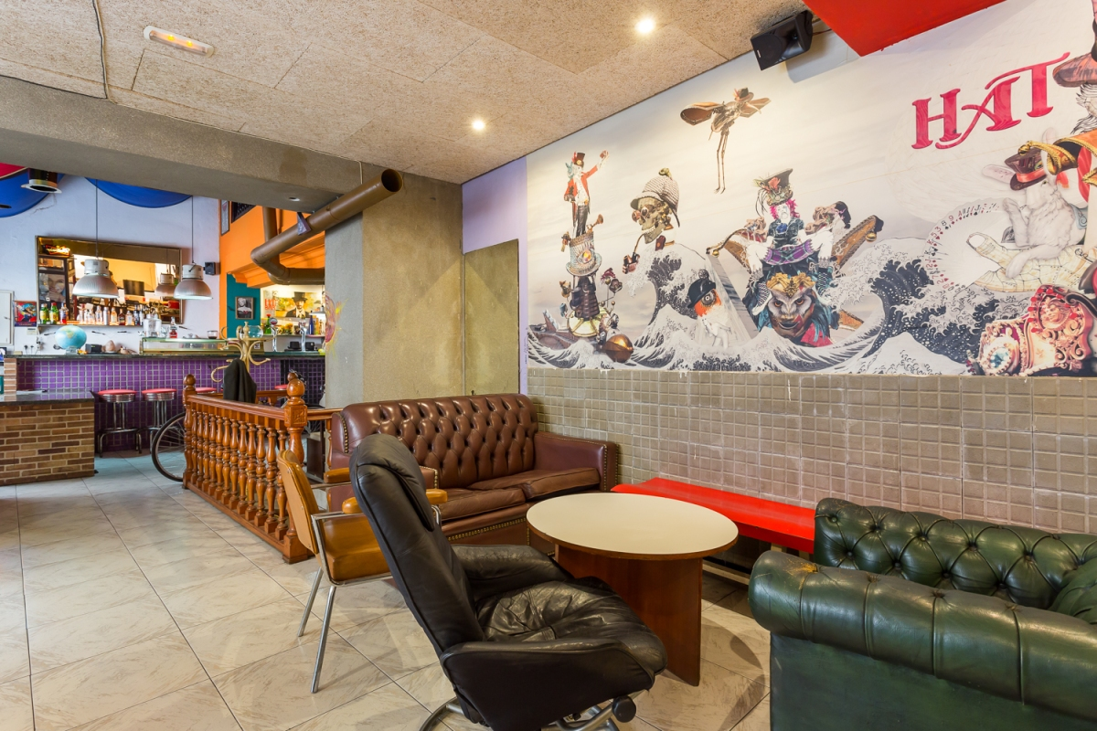 Hat Bar | Un local con personalidad